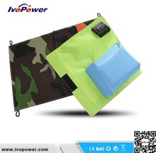 Promotional solar charger Ivopower branded OEM available 150 watt solar panel