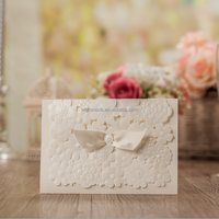top fold handmade cards wedding invitation cards cw5133