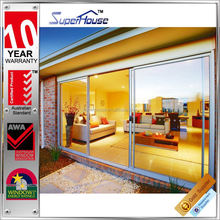 prefabricated sound insulation thermal break home door design for house