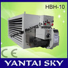 Sky HBH-10 china air heater supplier of portable waste oil heater CE certified