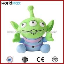High quality Alien plush toy AL1051