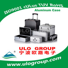 Top Grade Cheapest Black Anodizing Extruded Aluminum Case Manufacturer & Supplier - ULO Group