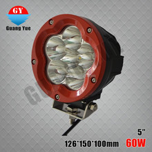 New special arrvial 90w red led work light bar with metal holder easy install gold supplier