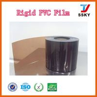 2015 hot sale green resistant self adhesive for photo album fire rsistant pvc sheet