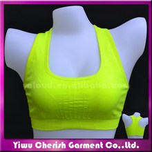 young ladies sexy bra sport bra dry fit mesh hot sale