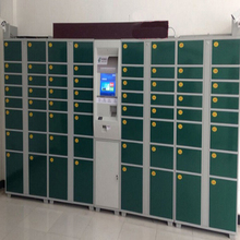 Smart Post Parcel Mailbox Delivery Electronic Locker for Home use or Online Shopping use