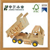 educational unfinished natural handmade wooden toys for children