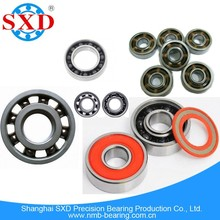 High performance rock bottom price ceramic hybrid bearing from reliable China manufacturer 6306