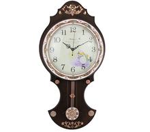 Old Clock Big Wooden Digital Pendulum Clock for Elderly GBZ-5226P