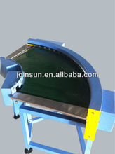 Hot sale! 180 degree looped belt conveyor line/belt transporting system manufacture CE&ISO China