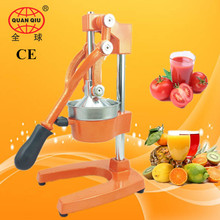 Fruit processing hand press sugarcane juice making machine