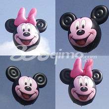 4md Inflatable Mickey and Minnie Mouse Helium Air Balloons
