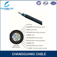 High Quality GYTA53 Multi Mode Bus Optical Fiber Cable