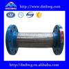Vibration-absorbing flexible hose