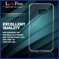 Alibaba china supplier wholesale pc tpu mobile phone case for samsung galaxy s6 edge s6 edge tpu case