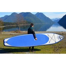 Inflável sup prancha stand up paddle board Longboard forma