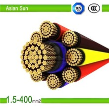 0.6/1KV XLPE Insulated PVC Sheath 70mm2 Power Cable Manufacturer