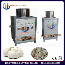 industrial automatic 304 factory price of garlic peeling machine