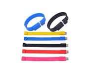 100% real capacity Silicone Bracelet Wrist Band 64gb 32GB 16GB 8GB USB 2.0 USB 3.0 Flash Drive Pen Drive Stick U Disk Pendrives