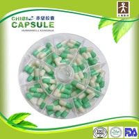 High quality pharmaceutic empty hard gelatin capsules size 4