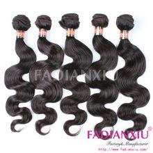 Virgin cambodian hair bundle great lengths hair extension machine