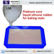 high temperature resistance platinum cure silicones for Baking Mat making