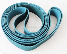 high quality fiber glass backed surface conditioning belts