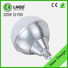 Decorative flying globe G150 Big LED bulb light 20W