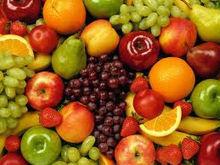fresh vegatables and fresh fruits