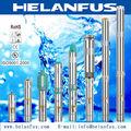 """3.5"""" 4"""" 6"""" acero inoxidable 7.5hp de agua sumergible pumpresun submersibl5hp pumpe sumergible de la bomba"""
