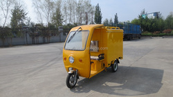 electric bldc motor cargo tricycle