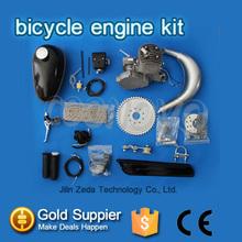50cc kit de motor de bicicleta/ motorized bicycle kit gas engine