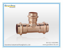 China Y Reducing Pipe Fitting