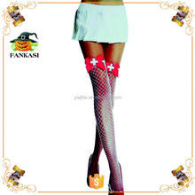 Hot Sale Sexy Nurse Fishnet Silk Stocking Foot Sexy Stockings