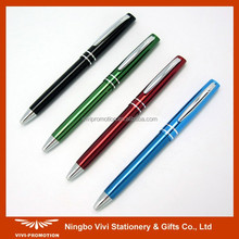 High Quality Custom Logo Metal Ball Pen, Engraving Pen Logo, Branded Pen Ink Pens for Sale (VBP110)