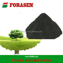 high temperture activate method activated carbon powder