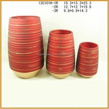 indoor cheap ceramic flower vase