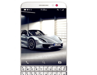 Black temptation CPU type Snapdragon MSM8960 OS 10.3 systemTouch screen with keyboard European version classic mobile phone