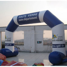 inflatable event finish line arch