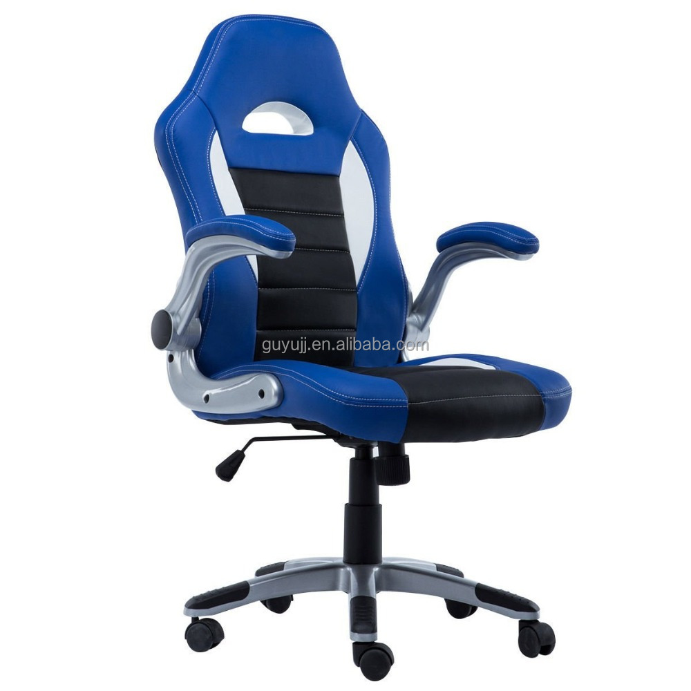 car seat style racing office chair computer gaming chair buy gaming chair racing chair office. Black Bedroom Furniture Sets. Home Design Ideas