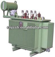 S9 oil type distribution transformer 500 kva
