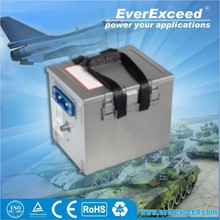 EverExceed Solar Rechargeable Ni-Cd Aviation / Military Battery