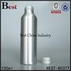 100ml aluminum container with screw lid