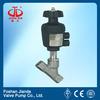 With handwheel threaded angle valve/pneumatic angle valve/angle seat valve