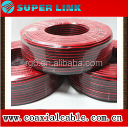 300V/80 Degree Strandrd/Solid Copper Conductor PVC Insulation UL1007 Electrical Wire