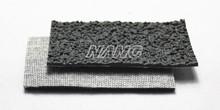 Shanghai NANG Particles Coarse Water-proof Rubber Belt Water Jet Weaving Machine Application