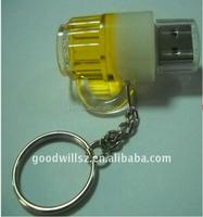 promotional OEM customized beer mug /cup USB flash drive