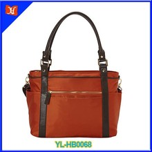 Exported trendy fashion handbag women, handbag organizer, ladies' handbag at low price