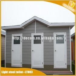 LT003-1 toilet wc 40 foot containers