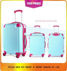 New style 3pcs set trolley luggage